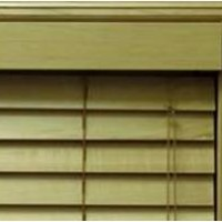 2.5 inch Flat Valance on 2 Inch blind